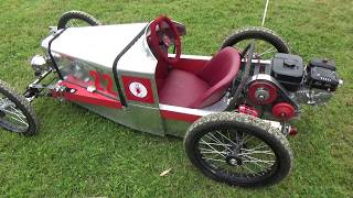 La Bloody Mary de Serge - CycleKart Cabariot 2017