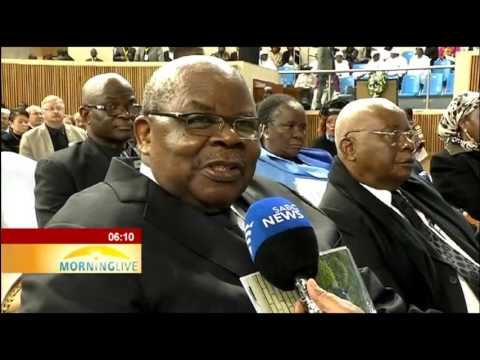 Heads of State pay tribute to the late Sir Ketumile Masire