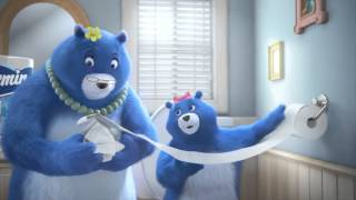 Charmin Ultra Soft Potty Training tv commercial ad HD • advert