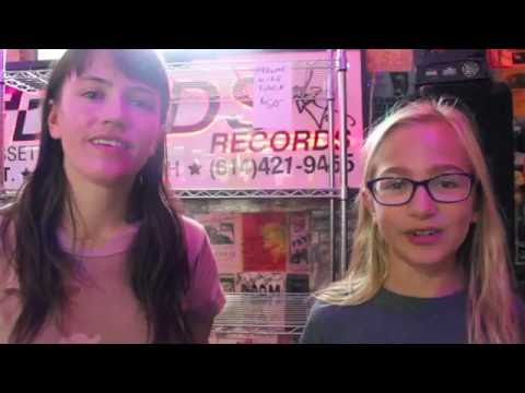 Kids Interview Bands - Kait Eldridge (Big Eyes)