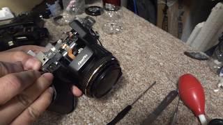 видео Ремонт Fujifilm FinePix S7000