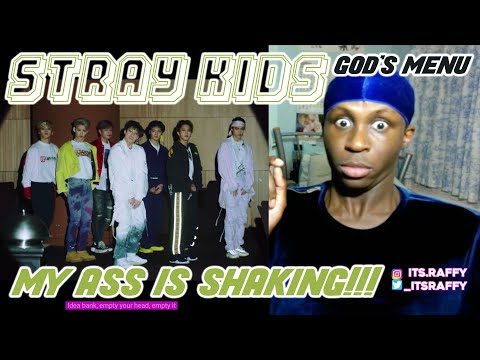 Stray Kids – God's Menu MV REACTION: I FOUND BARRY WHITE'S REINCARNATION!!! 🤯😱😶⚰️