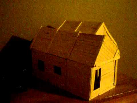Make a model of house