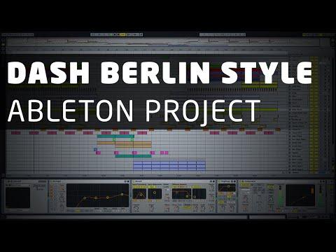NextProducers - Progressive Trance Project (Dash Berlin Style)