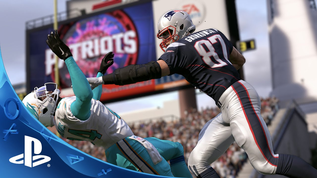 Madden NFL 17  First Look Trailer  PS4, PS3  YouTube