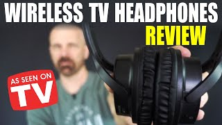 Own Zone Review: Wireless TV Headphones | As Seen on TV