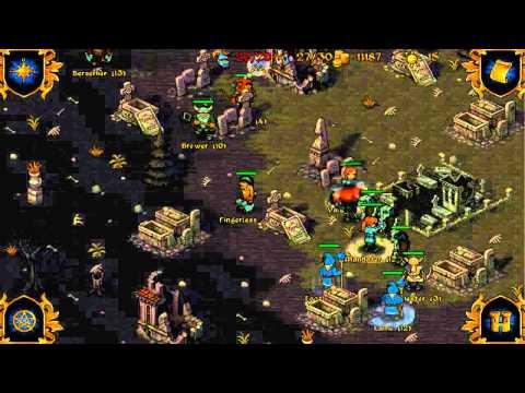 Majesty: The Fantasy Kingdom Sim (Preview)
