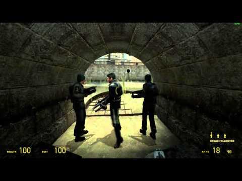 2015WinnersVille playthrough (Half-Life 2 Episode 2 custom maps)