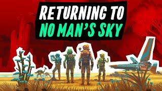 Returning To No Man