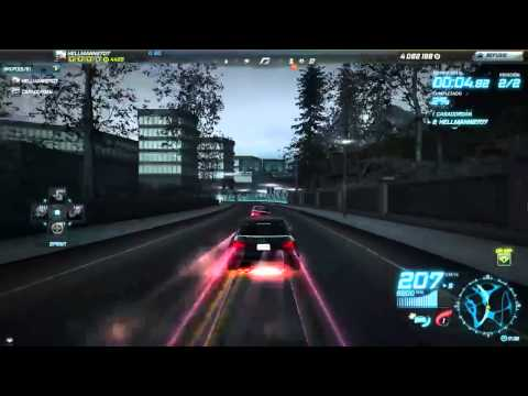 Need For Speed World- Audi A1 Club Sport vs Toyota MR2