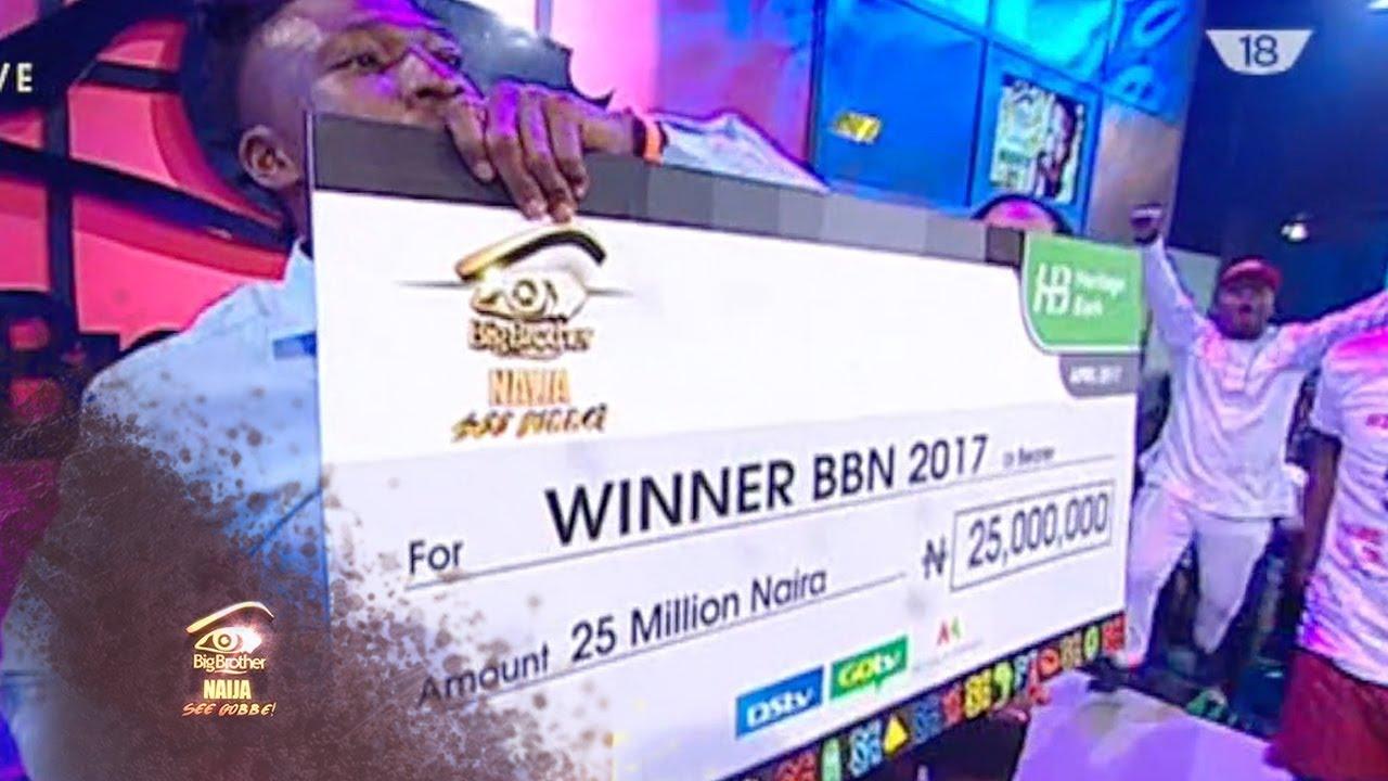 Download The Winner of BBNaija is Efe |  Big Brother: See Gobe | Africa Magic