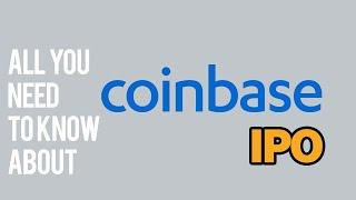 Coinbase IPO | IPO Focus