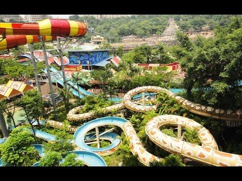 4dbdc75b9 السياحة المذهلة | تغطية الأخ عيد العازمي لمدينة الألعاب صنواي في ماليزيا |  sunway park malaysiax