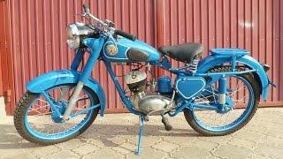 Мотоцикл Мінськ М-103