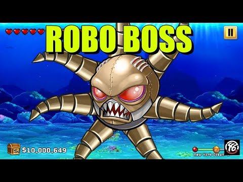 OCTOGEDDON ROBO BOSS MOD   Octogeddon Modded   Playing As A Robot Boss?