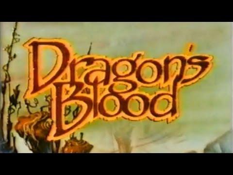 Dragon's Blood 1985 Cartoon