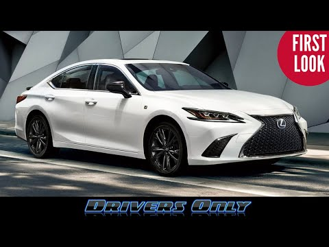 2021 Lexus ES - First Look at AWD, Black Line Special Edition and More!