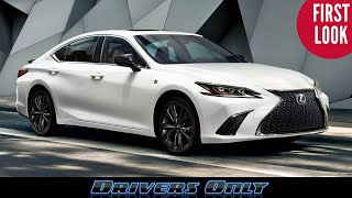 The new 2021 lexus es receives some big changes including addition of 250 awd and a 350 black line special edition. take first look hear...