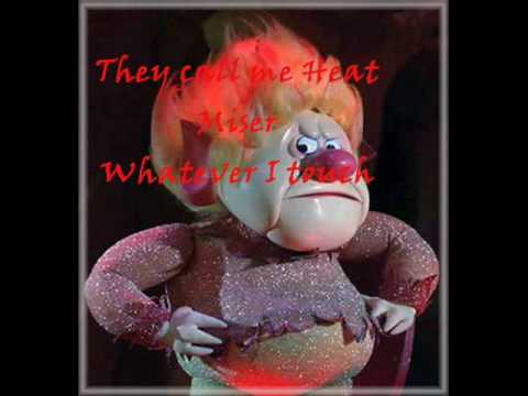 Snow & Heat Miser song with lyrics