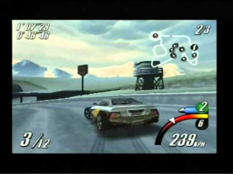 Top gear overdrive nintendo 64 youtube top gear overdrive nintendo 64 sciox Image collections