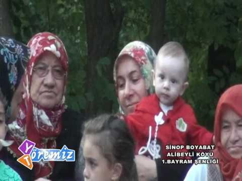 Yöremiz Töremiz - Sinop Boyabat Alibeyli Köyü 1.Bayram Şenliği 1.Bölüm