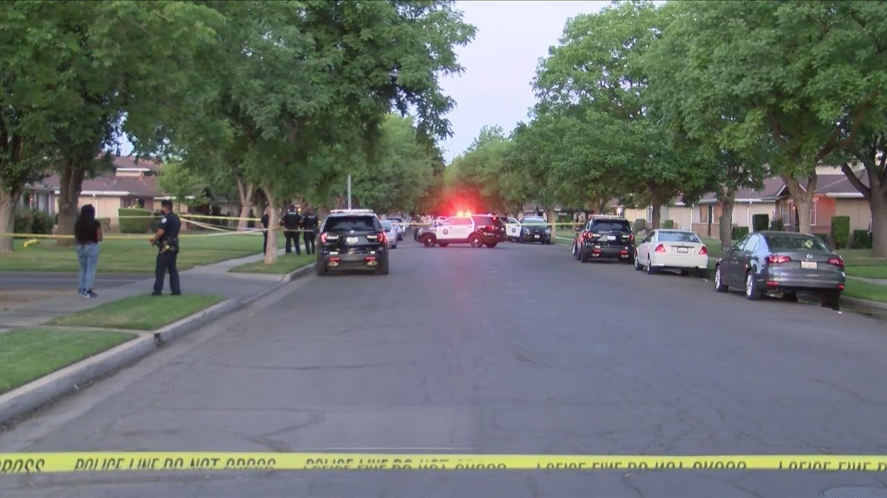 KSEE 24 News Fatal shooting in northwest Fresno