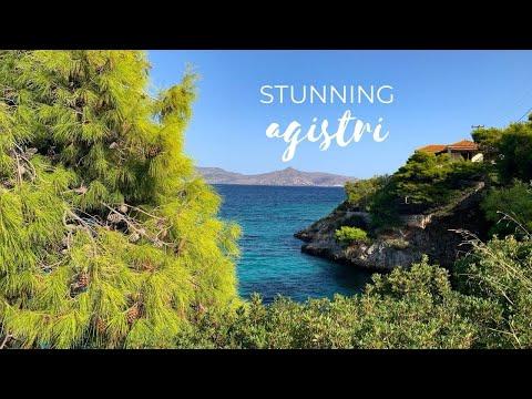 Weekend In Agistri Island, Greece || Greece Travel
