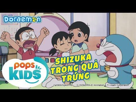 [S6] Doraemon Tập 265 - Đường Chân Trời Trong Phòng Nobita, Shizuka Trong Quả Trứng