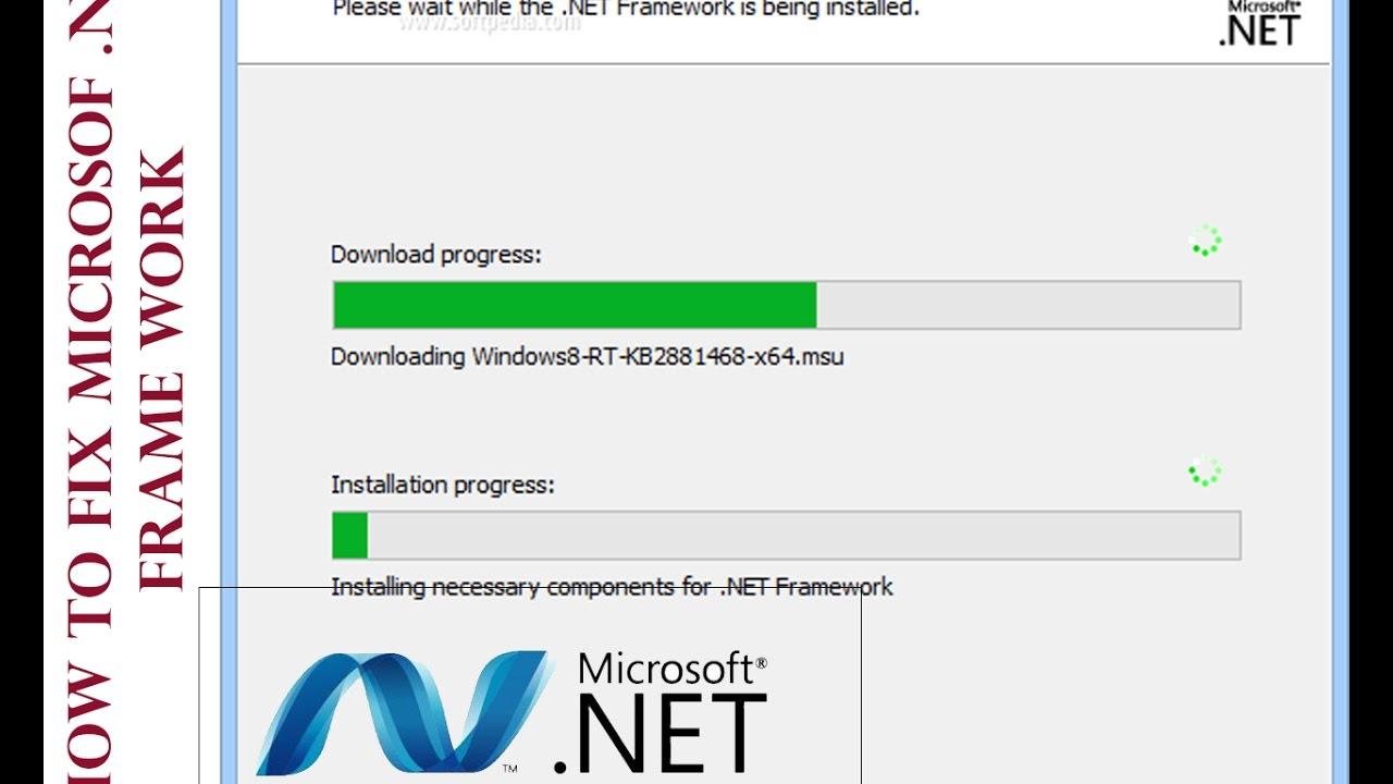 💣 Microsoft net framework error | ERROR: Microsoft  NET