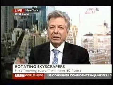 Dynamic Tower - BBC News