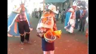 fiesta patronal de san antonio chichiquila puebla 2014