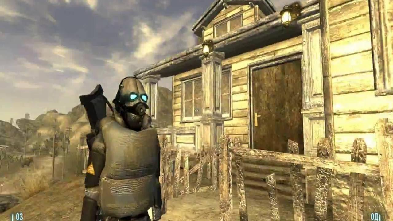 Fallout New Vegas Топ Модов