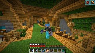 Etho Plays Minecraft - Episode 519: 1.14 Village Life