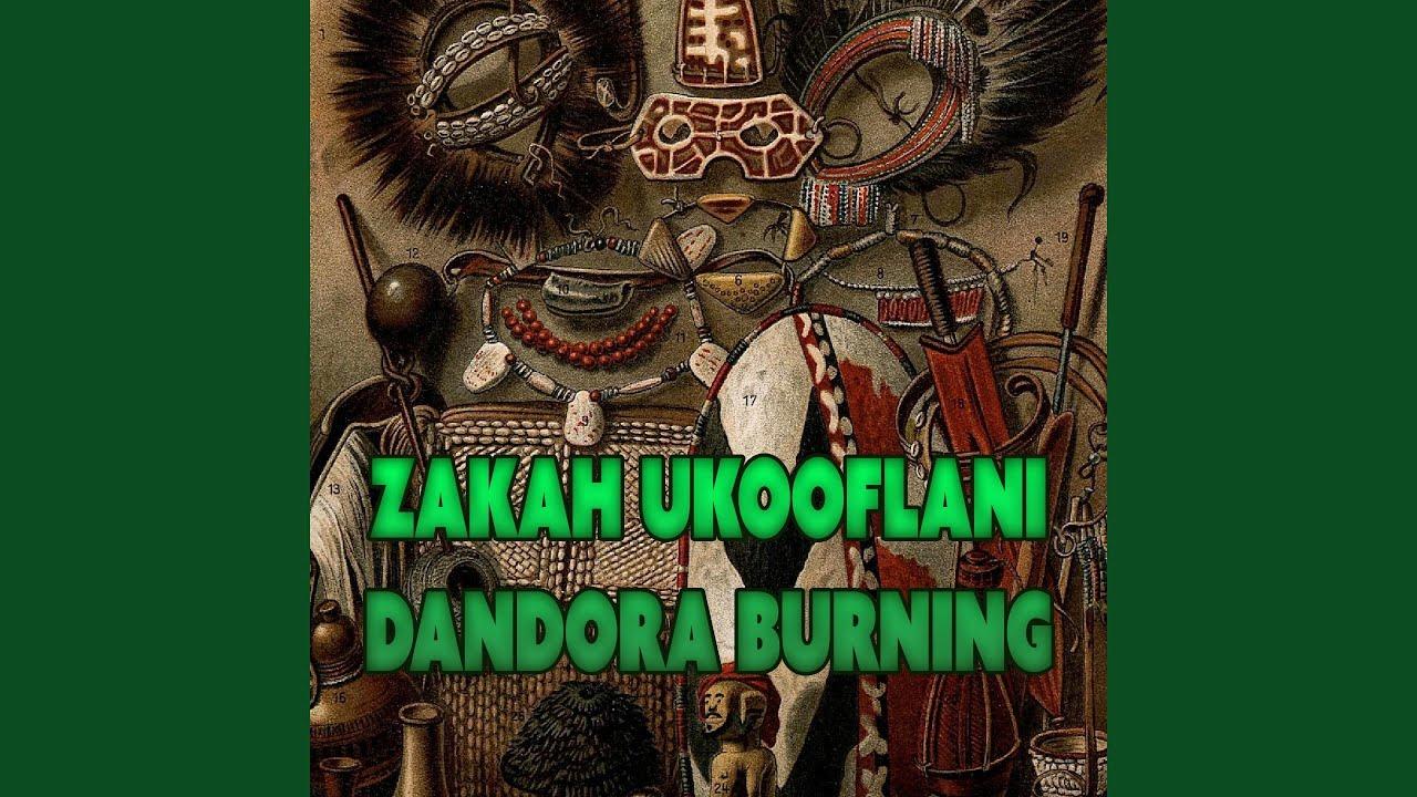 dandora burning
