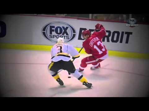 Pavel Datsyuk Павел Дацюк - #13 The magician - Best Goals, Dangles and Plays