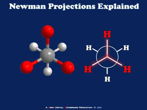 An Introduction to Newman Projections