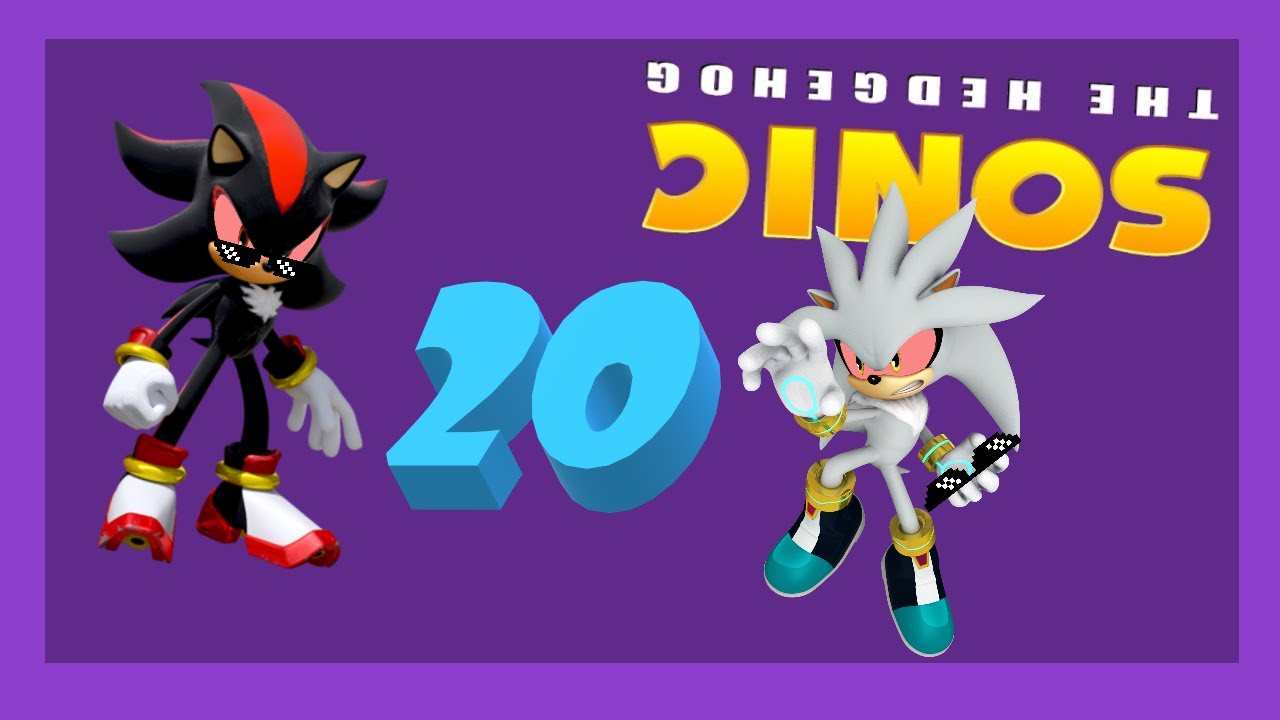 Sonic The Hedgehog Part 20 (Super Happening) - Don't Do Drugs