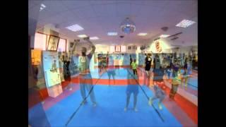 Kondicioni trening Karate klub JUNIOR Batajnica
