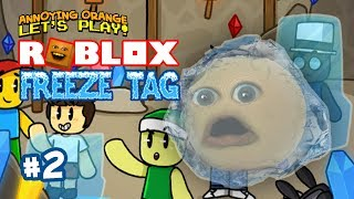 Roblox: Freeze Tag #2 [Annoying Orange Plays]