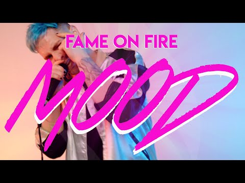 Mood - 24kGoldn ft. iann dior (Rock Cover) Fame On Fire