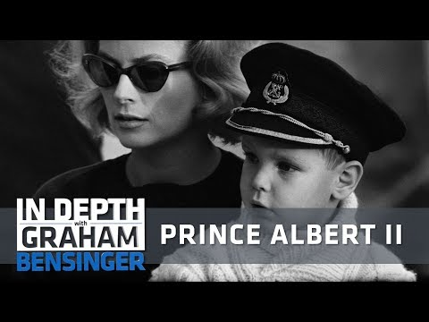 Prince Albert II: Tragic death of mom...