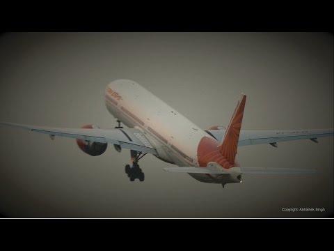 The Joy of Flying-Delhi International Airport