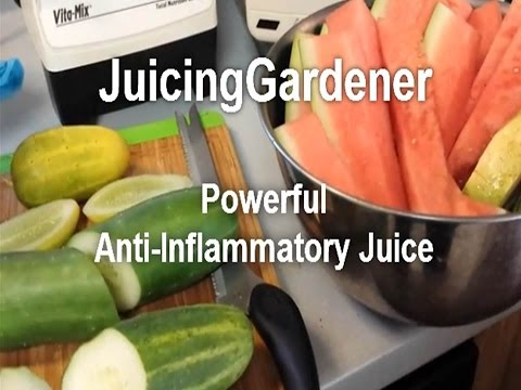 Powerful Anti-Inflammatory Juice Recipe