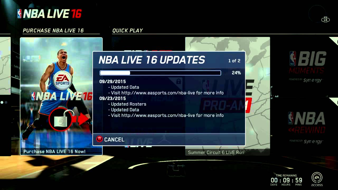NBA LIVE 16 :Pro Am Career Mode : Creating My Player   YouTube  Career Live