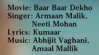 Download Hindi Video Songs - Sau Asmaan| Baar Baar Dekho|Armaan Malik