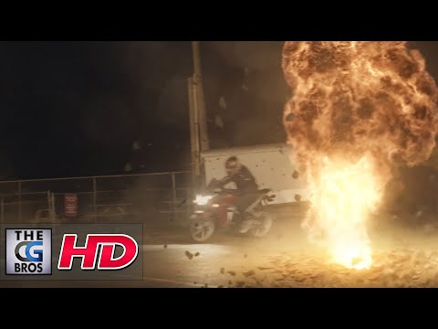 "CGI VFX Tutorial: ""Compositing Explosions/Debris in After Effects"" - by Action VFX"