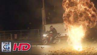 CGI, VFX Tutorial: ''Samenstellen Explosies/Puin in After Effects'' - door Actie VFX