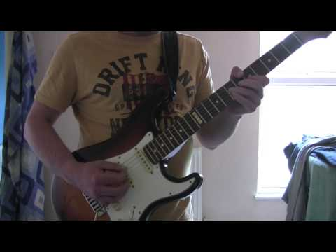 Save Me Big Country Guitar. Rough take on intro and solo