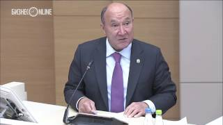 Марат Ахметов  «Посевная кампания в Татарстане почти завершена»