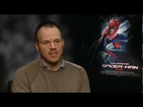The Amazing Spider-Man - Director Marc Webb Interview